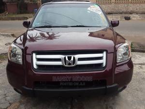Honda Pilot 2008 EX 4x4 (3.5L 6cyl 5A) Beige | Cars for sale in Lagos State, Gbagada