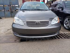Toyota Corolla 2007 LE Gray | Cars for sale in Lagos State, Surulere