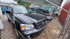 Toyota Highlander 2006 Limited V6 Black | Cars for sale in Lagos State, Agege