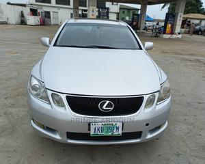 Lexus GS 2008 300 Silver | Cars for sale in Lagos State, Isolo