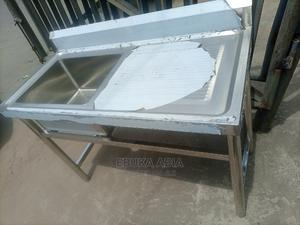 Single Sink With Compartment | Plumbing & Water Supply for sale in Lagos State, Ojo