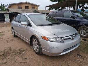 Honda Civic 2007 Silver   Cars for sale in Lagos State, Alimosho