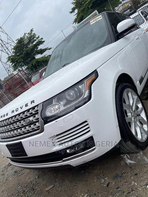 Land Rover Range Rover Vogue 2014 White | Cars for sale in Lagos State, Ajah