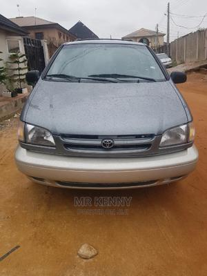 Toyota Sienna 1999 XLE Green | Cars for sale in Lagos State, Abule Egba