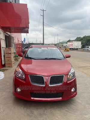 Pontiac Vibe 2010 Red | Cars for sale in Lagos State, Ikeja