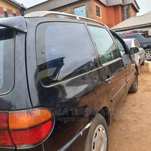 Volkswagen Sharan 2000 Black | Cars for sale in Lagos State, Egbe Idimu