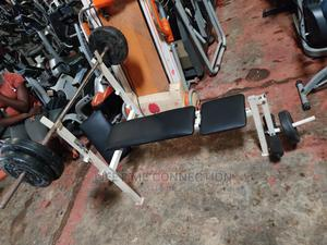 Weight Rack Bench | Sports Equipment for sale in Lagos State, Lagos Island (Eko)