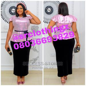 New Female Turkey Long Skirt and Blouse | Clothing for sale in Lagos State, Lagos Island (Eko)