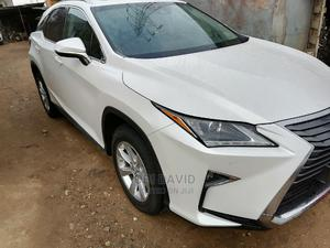 Lexus RX 2017 350 F Sport AWD White   Cars for sale in Lagos State, Isolo