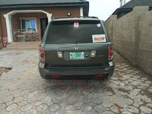 Honda Pilot 2007 Gray   Cars for sale in Lagos State, Ikeja