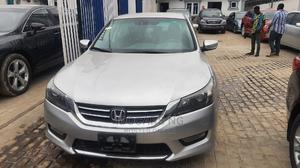 Honda Accord 2013 Silver   Cars for sale in Lagos State, Surulere