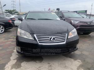 Lexus ES 2012 Black   Cars for sale in Lagos State, Lekki