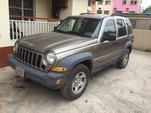 Jeep Liberty 2005 Limited Gray | Cars for sale in Lagos State, Gbagada