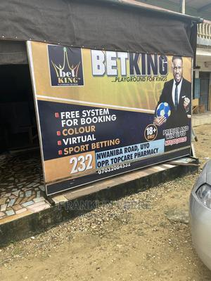 Standard Betking Shop With 2 Years Rent for Sale | Commercial Property For Sale for sale in Akwa Ibom State, Uyo