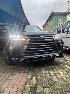 Lexus LX 2018 570 AWD Black | Cars for sale in Lagos State, Ikeja
