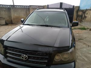 Toyota Highlander 2003 Black | Cars for sale in Ogun State, Ijebu Ode