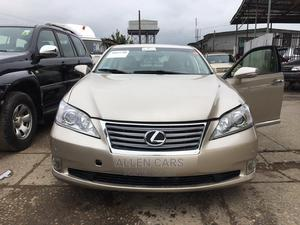 Lexus ES 2012 350 Gold   Cars for sale in Lagos State, Ikeja