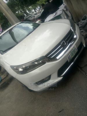 Honda Accord 2014 White | Cars for sale in Abuja (FCT) State, Garki 1