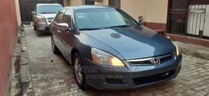 Honda Accord 2007 2.4 Type S Gray   Cars for sale in Lagos State, Surulere