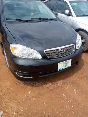 Toyota Corolla 2005 LE Black | Cars for sale in Oyo State, Egbeda