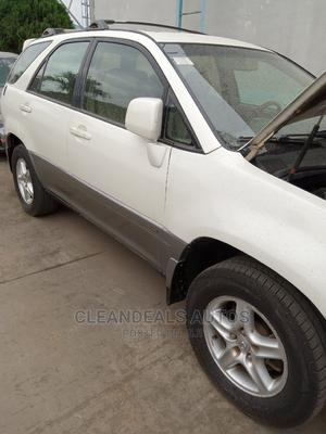 Lexus RX 2002 White | Cars for sale in Lagos State, Ikeja