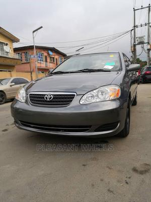 Toyota Corolla 2006 CE Gray | Cars for sale in Lagos State, Surulere