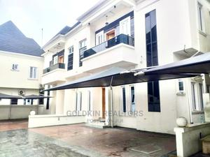4bdrm Duplex in Chevron,Lekki for Rent | Houses & Apartments For Rent for sale in Lagos State, Lekki