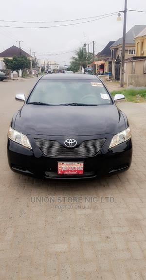 Toyota Camry 2007 Black   Cars for sale in Lagos State, Amuwo-Odofin