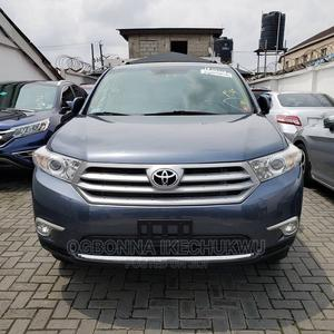 Toyota Highlander 2012 Limited Blue | Cars for sale in Abuja (FCT) State, Wuse 2
