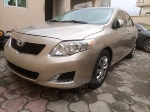 Toyota Corolla 2009 Gold | Cars for sale in Lagos State, Ajah