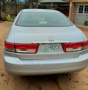 Honda Accord 2004 Automatic Silver | Cars for sale in Rivers State, Ogba/Egbema/Ndoni