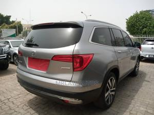 Honda Pilot 2018 Silver | Cars for sale in Abuja (FCT) State, Asokoro