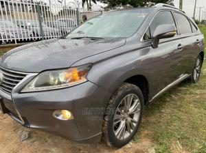Lexus RX 2014 Gray | Cars for sale in Lagos State, Ikeja