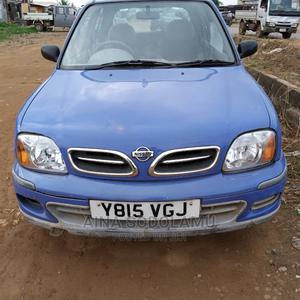 Nissan Micra 2002 Blue | Cars for sale in Lagos State, Ikeja