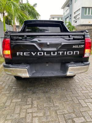 Toyota Hilux 2016 SR5 4x4 Black | Cars for sale in Lagos State, Lekki