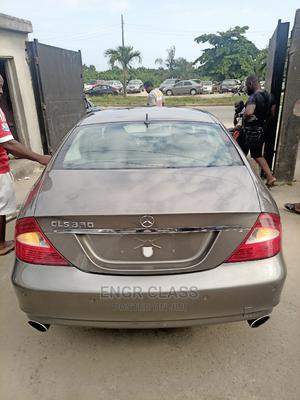 Mercedes-Benz CLS 2008 350 CDi Gray | Cars for sale in Lagos State, Amuwo-Odofin