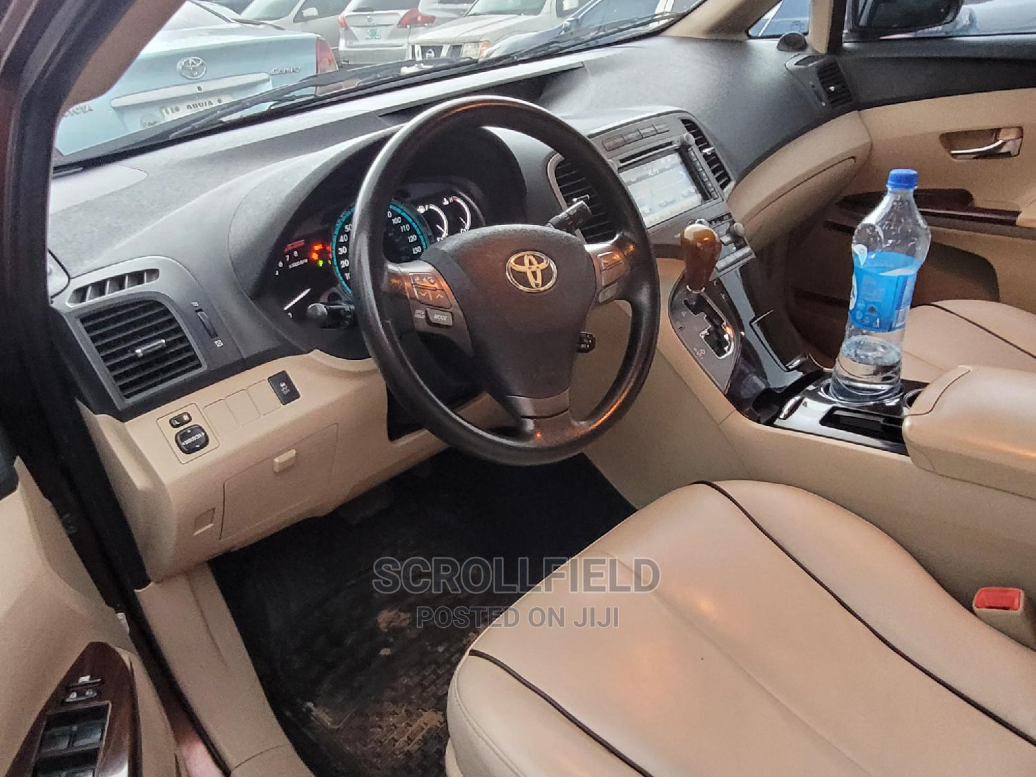 Toyota Venza 2010 Brown   Cars for sale in Surulere, Lagos State, Nigeria
