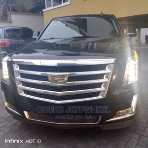 Cadillac Escalade 2016 Black   Cars for sale in Lagos State, Isolo