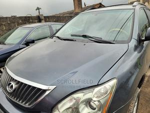 Lexus RX 2009 Gray   Cars for sale in Lagos State, Surulere