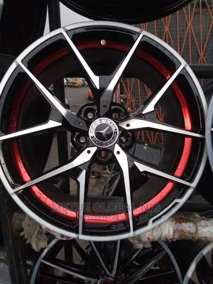 Quality 20 Inch Rim for Mercedes Benz Toyota   Vehicle Parts & Accessories for sale in Lagos State, Mushin