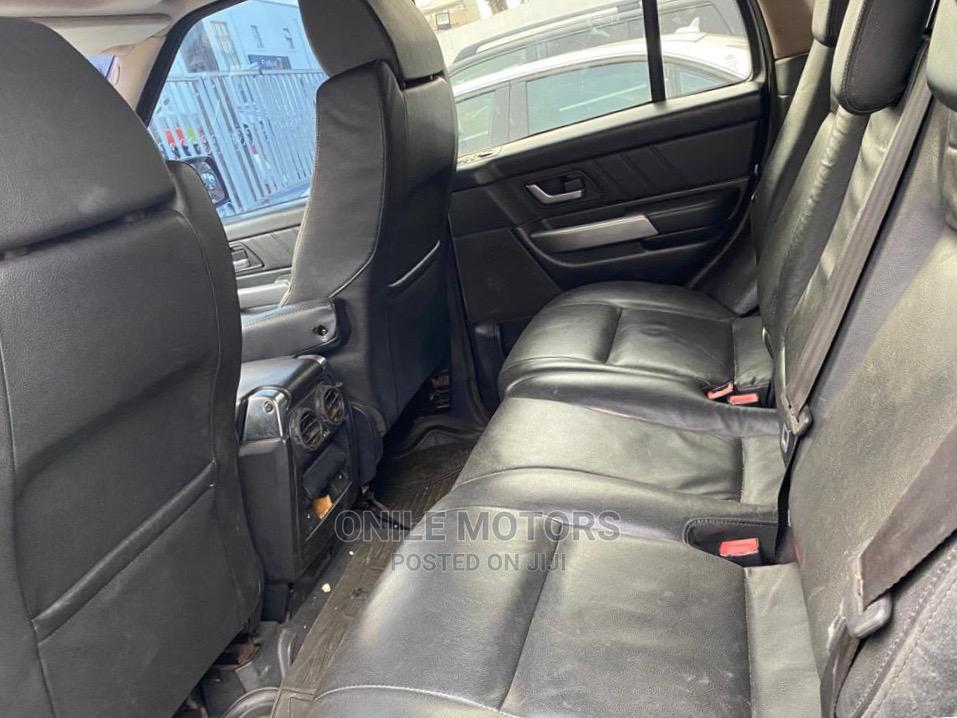 Land Rover Range Rover Sport 2011 HSE 4x4 (5.0L 8cyl 6A) Black   Cars for sale in Ikeja, Lagos State, Nigeria