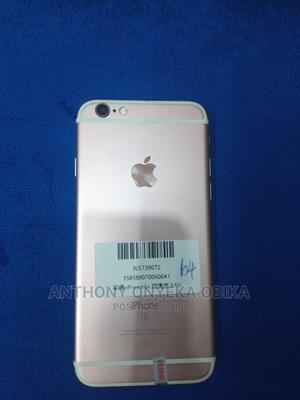 Apple iPhone 6s 64 GB Pink   Mobile Phones for sale in Lagos State, Ikeja