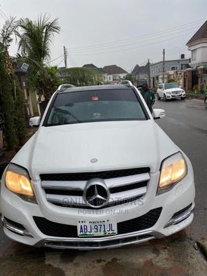 Mercedes-Benz GLK-Class 2010 350 4MATIC White   Cars for sale in Lagos State, Ikeja