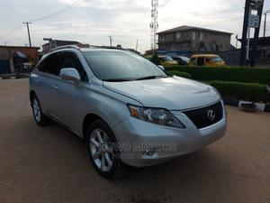 Lexus RX 2010 350 Silver | Cars for sale in Lagos State, Alimosho