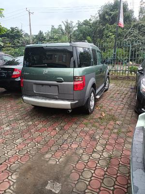 Honda Element 2005 LX Automatic Green   Cars for sale in Lagos State, Magodo