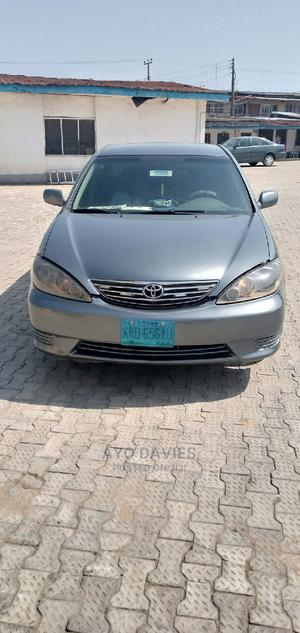 Toyota Camry 2005 Gray   Cars for sale in Lagos State, Oshodi