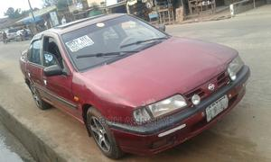 Nissan Primera 1998 Red   Cars for sale in Ondo State, Akure