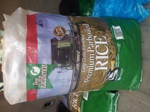 Long Grain Premium Parboiled Rice US   Feeds, Supplements & Seeds for sale in Lagos State, Ajah