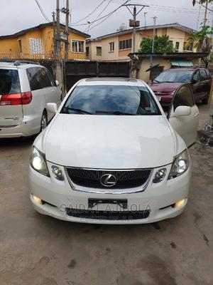 Lexus GS 2006 300 AWD White | Cars for sale in Lagos State, Lagos Island (Eko)