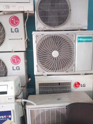 Air Conditions 1HP, 1.5HP, 2HP, 2.5HP Wwih 5 Years Warranty | Home Appliances for sale in Oyo State, Ibadan